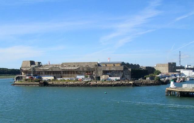 ubmarine Pens, Lorient 2