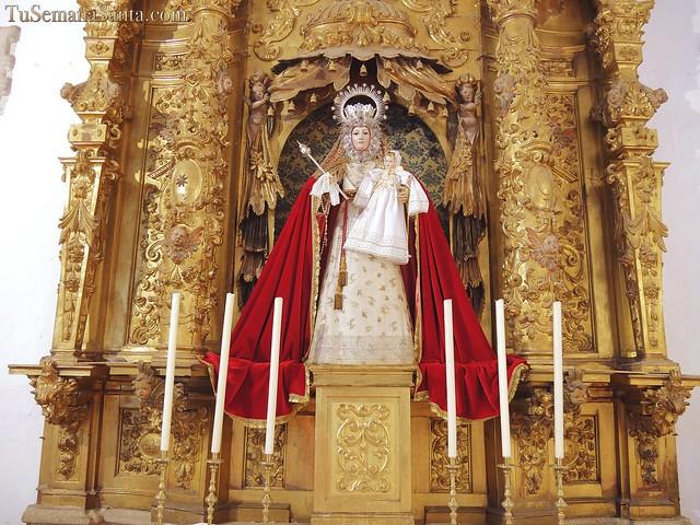 Ntra. Sra. del Rosario en la Candelaria