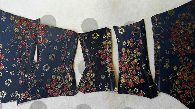 Pièces de corset underbust
