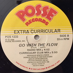 EXTRA CURRICULAR:GO WITH THE FLOW(LABEL SIDE-B)