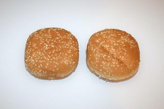 05 - Zutat Hamburger-Brötchen / Ingredient hamburger buns