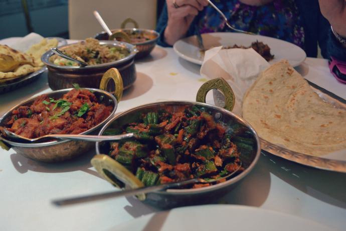 okra curry shri bheemas