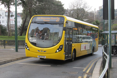 Yellow Buses SC857 HF13FZS
