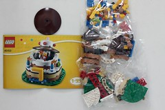 LEGO Birthday Table Decoration (40153)