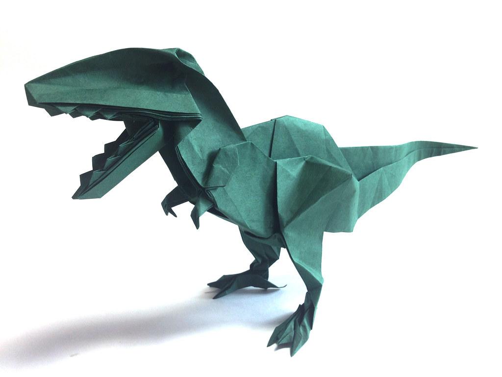 T-rex 2015 | Designed by Kawahata Fumiaki | J.W Park | Flickr - photo#33