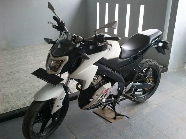 Yamaha Street Bike, Modification New Vixion Lightning FZ15