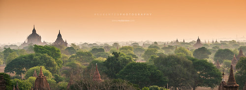 Bagan Early Morning | by reubenteo