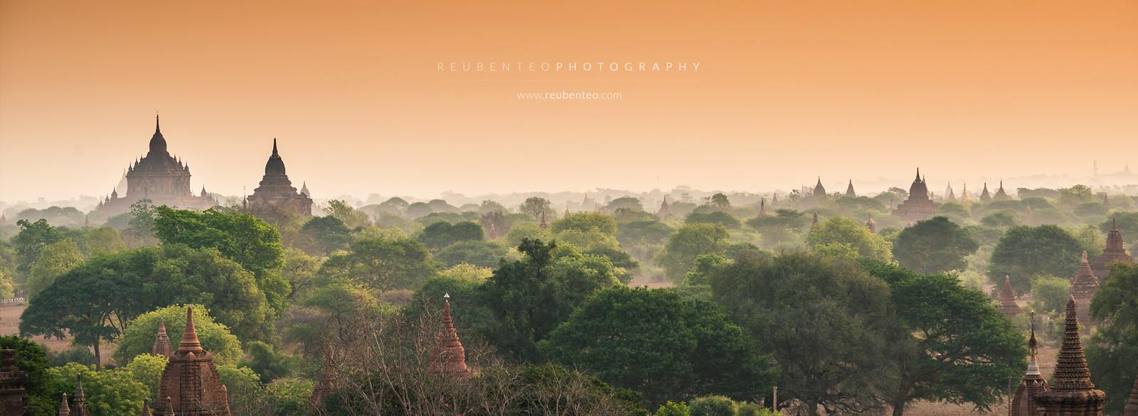 Bagan Early Morning