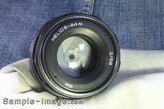 Helios-44M 58mm f/2 (M42)
