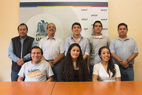 Facultad de Ciencias UASLP comprometida con la investigación y el desarrollo tecnológico