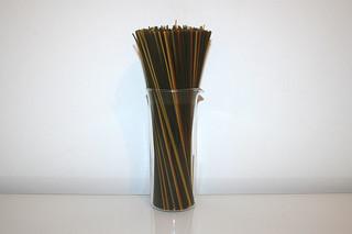 06 - Zutat Spaghetti tricolore / Ingredient spaghetti tricolore
