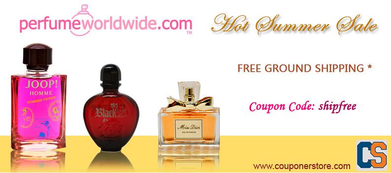 perfume worldwide coupon code