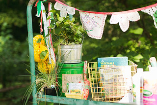 Zellers Backyard Garden workshop - photos by http://jessieleighphotography.com | by lesley zellers