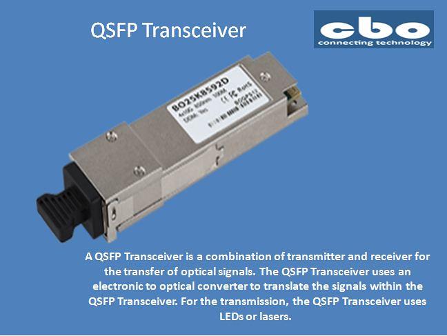 QSFP Transceiver | www cbo-it de/de/produkte/blueoptics/tran… | Flickr