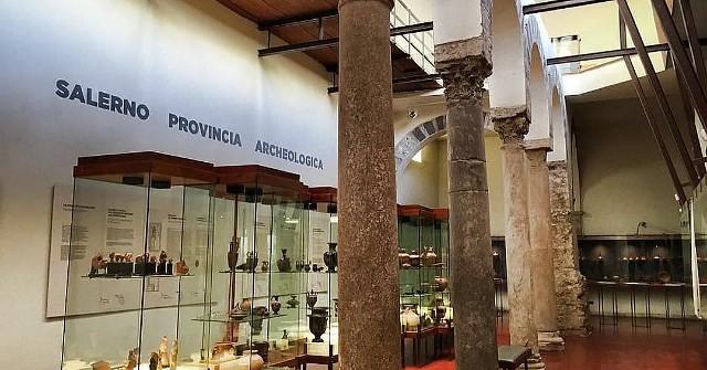museo provinciale salerno