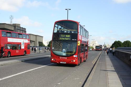 Arriva London North VLW159 LJ03MPZ