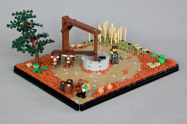 Mitgardian Ox Mill
