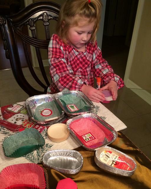 School Christmas Party's and Kiki's 201417