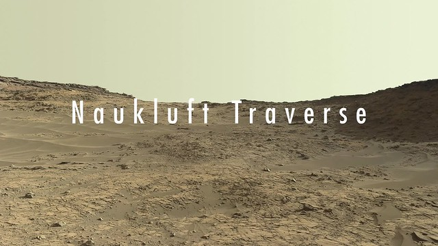 Naukluft Traverse 1080