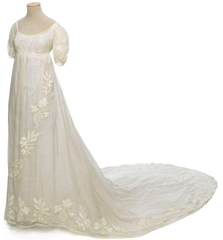 Robe vers 1810