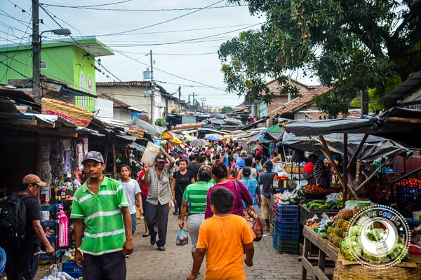 Market Granada Nicaragua