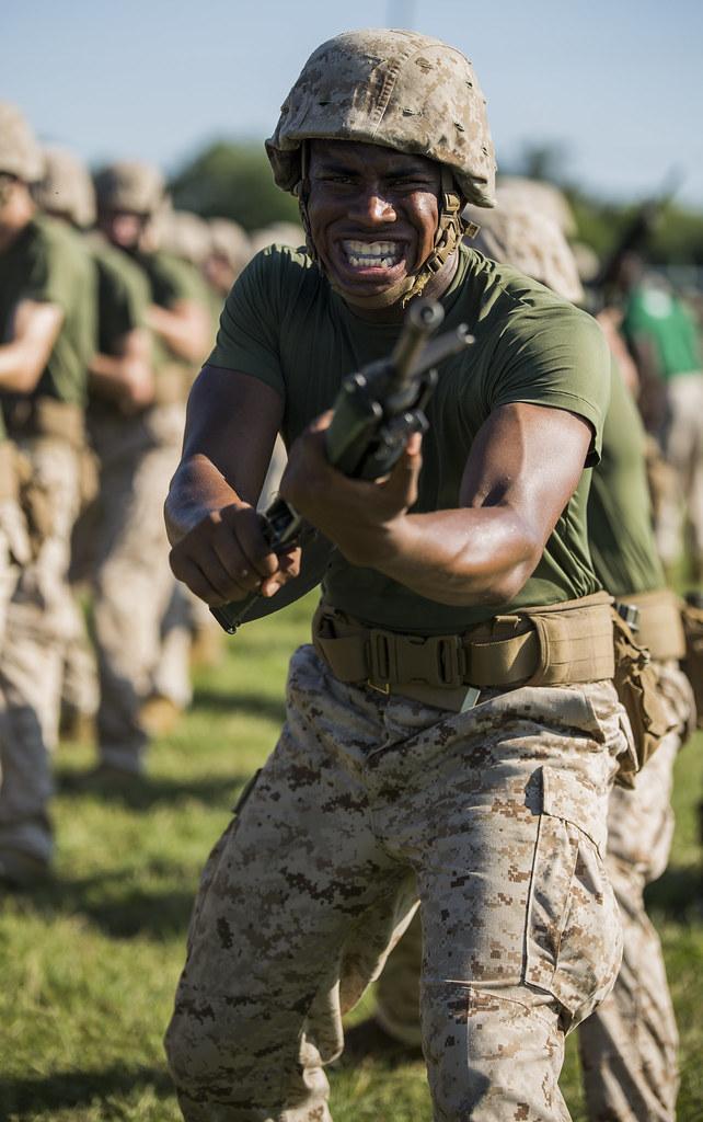 Alpha Company Marine Corps Martial Arts Program June 1 Flickr
