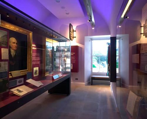 Bank of Scotland museum