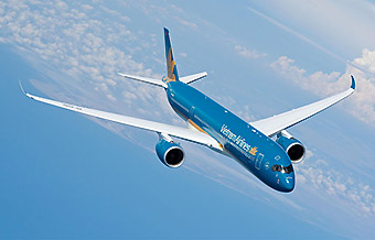 Vietnam Airlines A350-900 (Airbus)