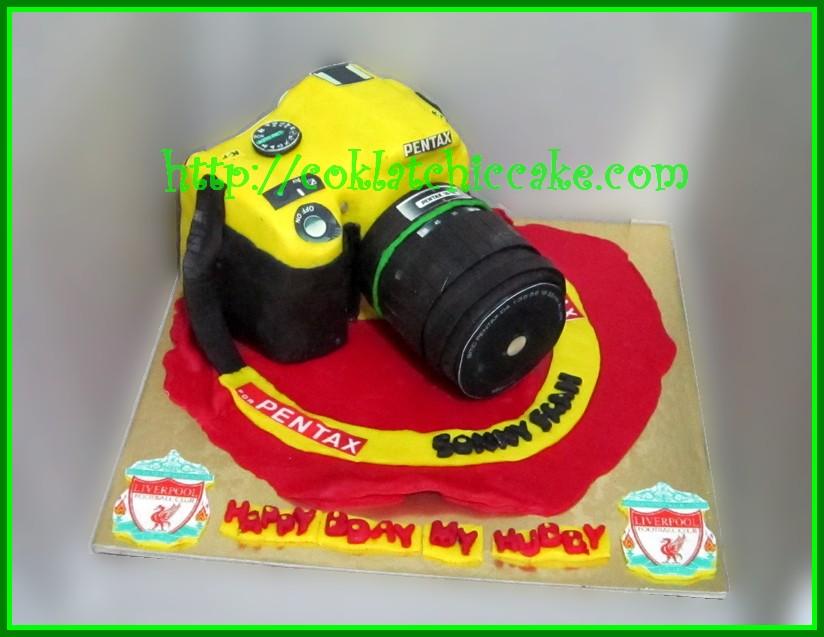 Cake Kamera