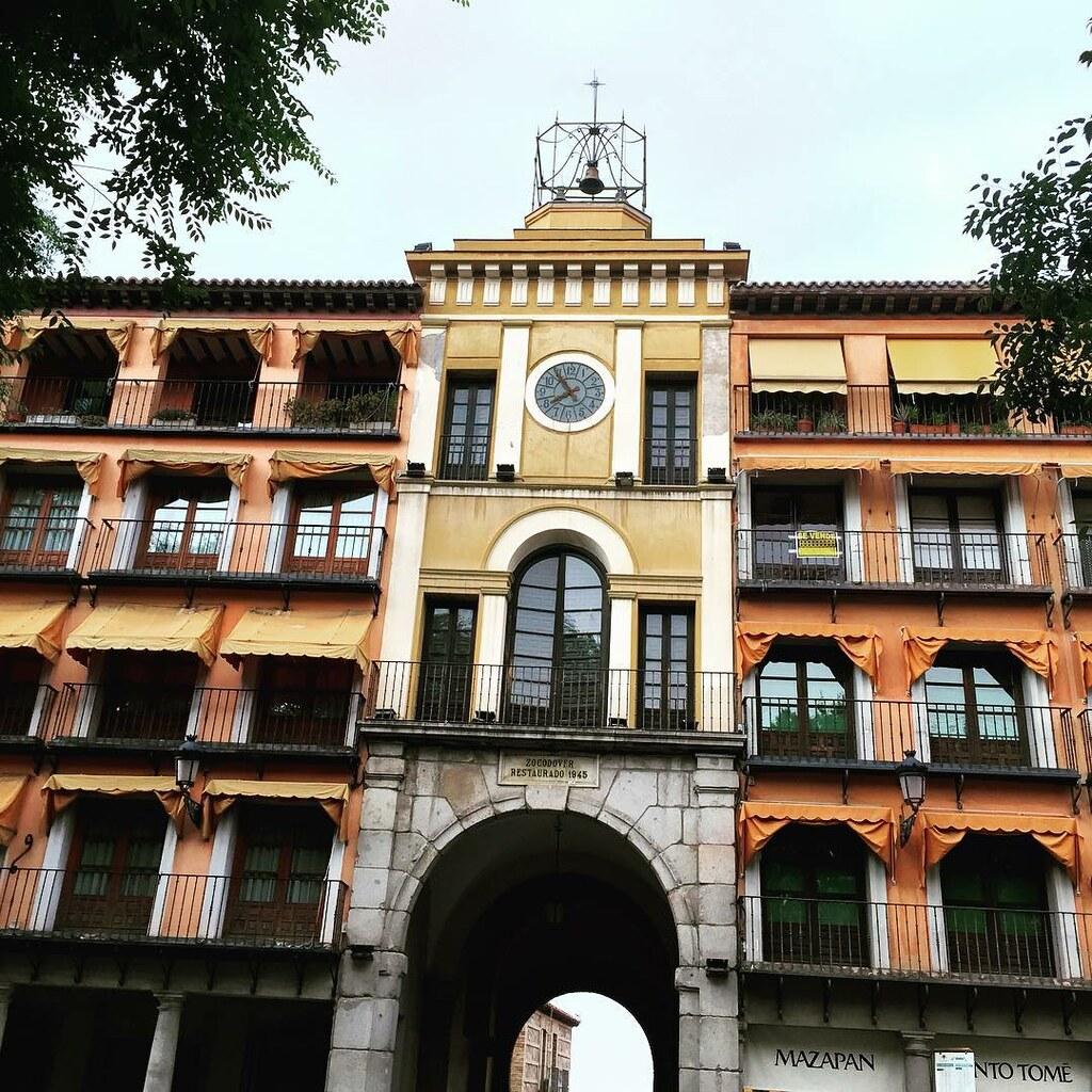 Plaza de Zocodover, un punto de encuentro
