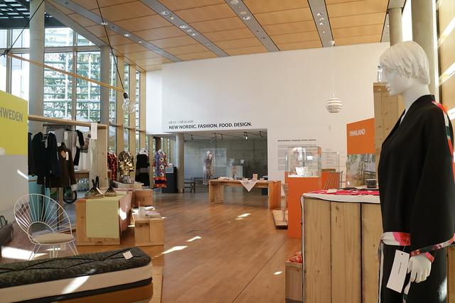 nordic embassy berlin exhibition - fashion