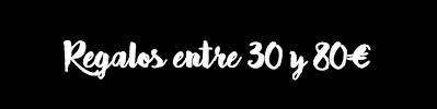 entre 30 y 80