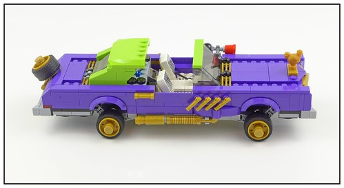 The LEGO Batman Movie 70906 The Joker Notorious Lowrider 02