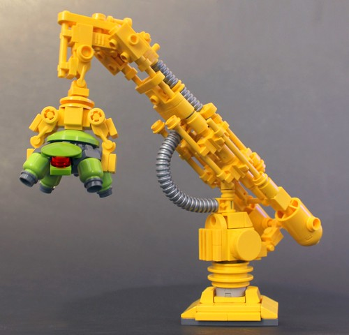Turtle Factory - Robot Arm