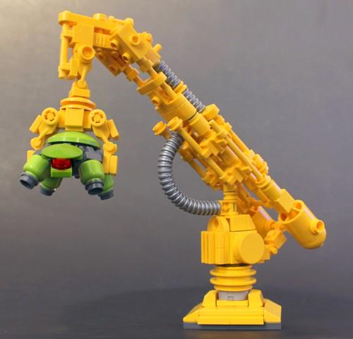 Turtle Factory - Robot Arm