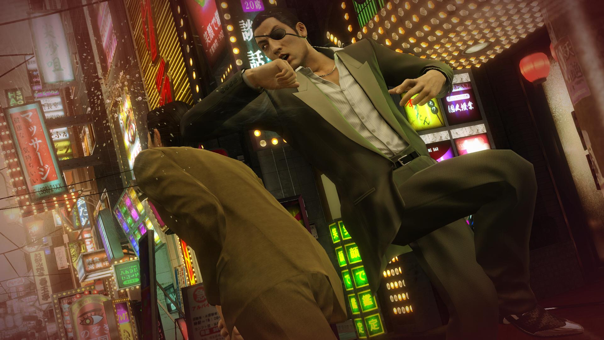 Yakuza 0 Review Screeshot 03
