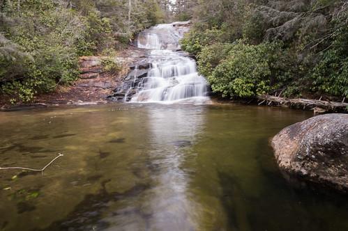 Upper Grassy Falls - 10