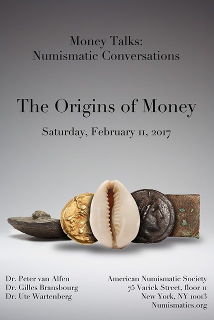 ANS Origins of Money lecture