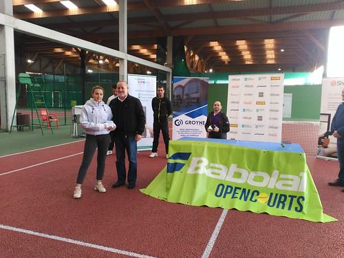 Circuito Gallego Juvenil de Tenis Babolat 2017 - 1ª Prueba - Babolat Cup Fase Regional