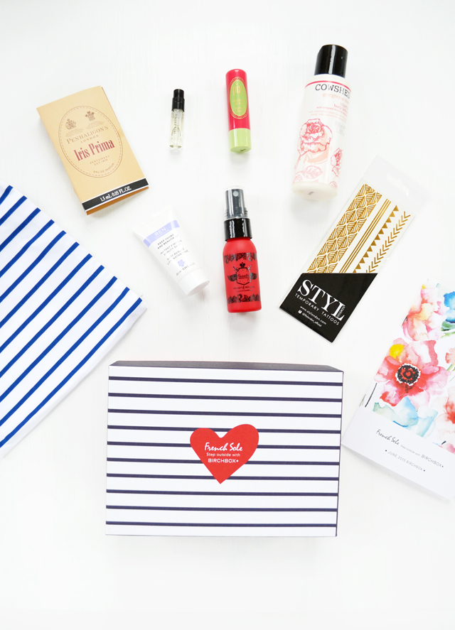 birchbox uk june 2015