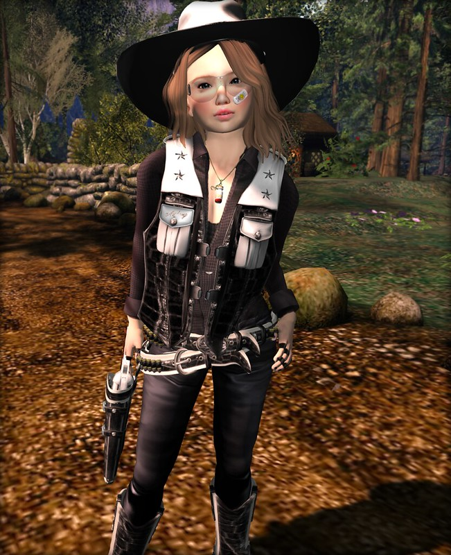 CowGirl in SL