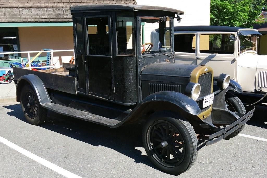 Chevy Truck New >> 1926 Chevrolet 1-Ton Truck   Custom_Cab   Flickr