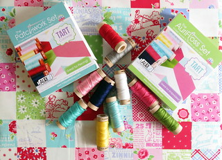 Fat Quarter Shop exclusive Patchwork Ariful  Tart