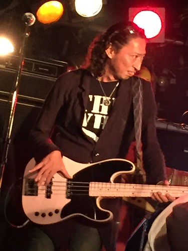 John Entwistle tribute concert at ShowBoat, Tokyo, 29 Jun 2015. 3268