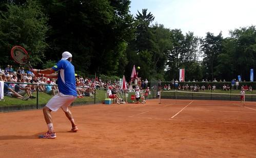 Tennis Bundesliga: Kölner THC Stadion Rot-Weiß v HTC Blau-Weiß Krefeld