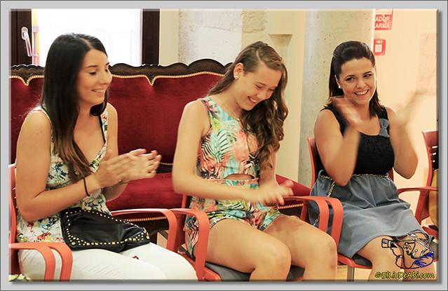 7 Reinas de Briviesca Fiestas 2015