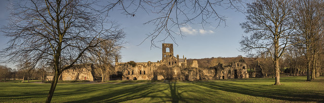 Kirstall Abbey Leeds