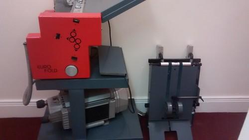 folding machine Jan 17