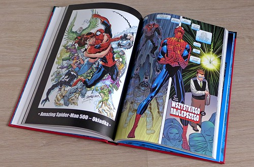 Superbohaterowie Marvela 01 Spider-man 10