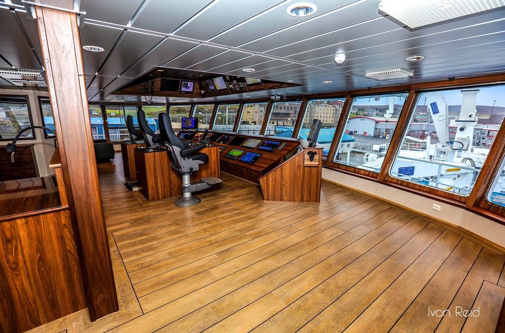 New Antares LK419   Wheelhouse Pelagic Trawler, Antares LK41